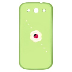 Cake Top Lime Samsung Galaxy S3 S Iii Classic Hardshell Back Case by strawberrymilk