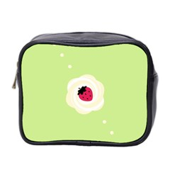 Cake Top Lime Mini Toiletries Bag (Two Sides)