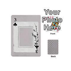 Playing Cards Mini By Deca   Playing Cards 54 (mini)   2wbcd0d3nacg   Www Artscow Com Front - Club3