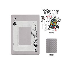 Playing Cards Mini By Deca   Playing Cards 54 (mini)   2wbcd0d3nacg   Www Artscow Com Front - Club7