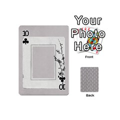 Playing Cards Mini By Deca   Playing Cards 54 (mini)   2wbcd0d3nacg   Www Artscow Com Front - Club10