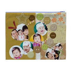 Bag Xl Tirzah Yu Yu By Kin Ip   Cosmetic Bag (xl)   Gpaiqw5175dv   Www Artscow Com Back
