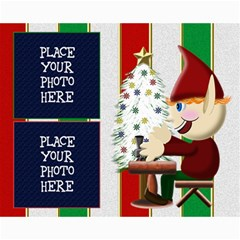 Santa Collage 8x10 By Chere s Creations   Collage 8  X 10    4cw5szne0tf5   Www Artscow Com 10 x8 Print - 2