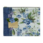 Blue Jeans  - Cosmetic Bag (XL)