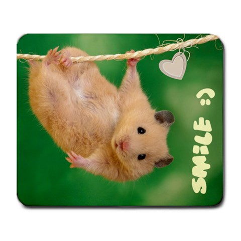 Tapete Clau By Ana   Collage Mousepad   Okto3rb9na4q   Www Artscow Com 9.25 x7.75 Mousepad - 1