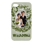 wedding - Apple iPhone 4/4S Hardshell Case