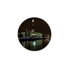 The Shard And Southbank London 4 Pack Golf Ball Marker