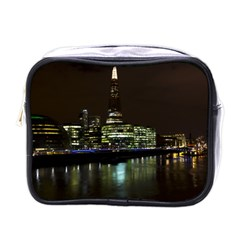 The Shard And Southbank London Single Sided Cosmetic Case