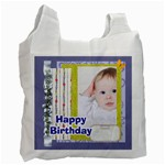 happy birthday - Recycle Bag (Two Side)