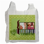 fathers day - Recycle Bag (Two Side)