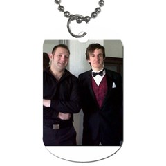 Image Single Sided Dog Tag