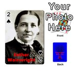Ancestor Cards w/ everyone - Playing Cards 54 Designs