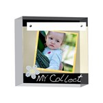 my collect - 4 x 4  Acrylic Photo Block