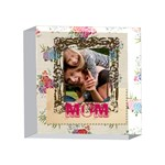 mothers day - 4 x 4  Acrylic Photo Block