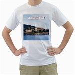 Chiesa di Francesco t-shirt - White T-Shirt
