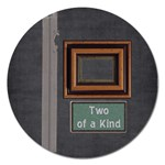 Brothers Round Magnet - Magnet 5  (Round)