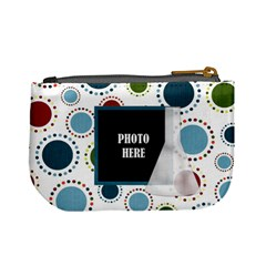 Learn Discover Explore Mini Coin Bag 1 By Lisa Minor   Mini Coin Purse   93e85hp72xer   Www Artscow Com Back