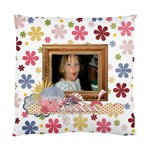 Time for Spring Cushion 1 - Standard Cushion Case (One Side)