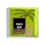 Dinosaur Acrylic Block 4x4 - 4 x 4  Acrylic Photo Block