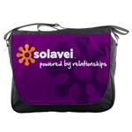 SolaveiMessengerBag - Messenger Bag