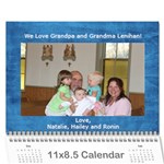 Grandparent Office Calendar 2014 - Wall Calendar 11 x 8.5 (12-Months)