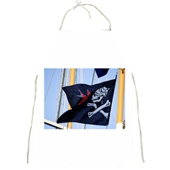 Ahoy Matey Full Print Apron by Destiny