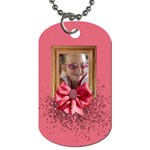 Time for Spring Dog Tag 1 - Dog Tag (One Side)