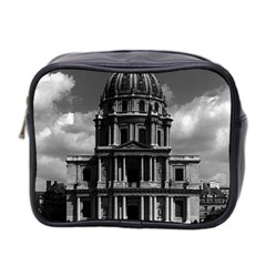 Vintage France Paris Church Saint Louis Des Invalides Twin Sided Cosmetic Case by Vintagephotos