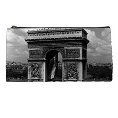 Vintage France Paris Triumphal Arch  Place De L etoile Pencil Case