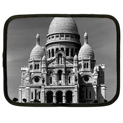 Vintage France Paris The Sacre Coeur Basilica 1970 12  Netbook Case by Vintagephotos