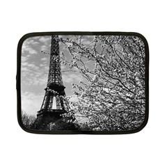 Vintage France Paris Eiffel Tour 1970 7  Netbook Case by Vintagephotos