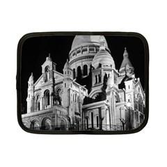 Vintage France Paris The Sacre Coeur Basilica 1970 7  Netbook Case by Vintagephotos