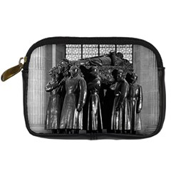 Vintage France Paris  Invalides Marshal Foch Tomb 1970 Compact Camera Case by Vintagephotos