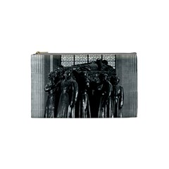 Vintage France Paris  Invalides Marshal Foch Tomb 1970 Small Makeup Purse by Vintagephotos