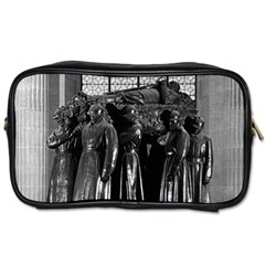 Vintage France Paris  Invalides Marshal Foch Tomb 1970 Twin Sided Personal Care Bag by Vintagephotos