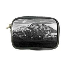 Vintage Usa Alaska Beautiful Mt Mckinley 1970 Ultra Compact Camera Case by Vintagephotos