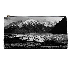 Vintage Usa Alaska Matanuska Clacier 1970 Pencil Case by Vintagephotos