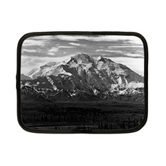 Vintage Usa Alaska Beautiful Mt Mckinley 1970 7  Netbook Case