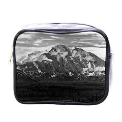 Vintage Usa Alaska Beautiful Mt Mckinley 1970 Single Sided Cosmetic Case by Vintagephotos