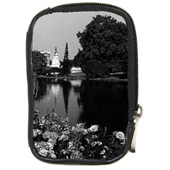 Vintage England London Buckingham Palace St James Park Digital Camera Case