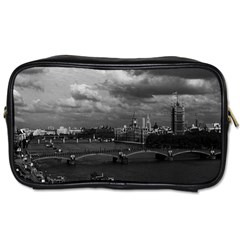 Vintage Uk England London The River Thames 1970 Single Sided Personal Care Bag by Vintagephotos