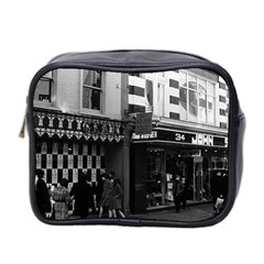 Vintage Uk England London Shops Carnaby Street 1970 Twin Sided Cosmetic Case