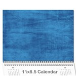 Family Calendar 2014 Updated - Wall Calendar 11 x 8.5 (12-Months)