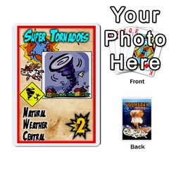 Doomsday America Ufo 1 By Geni Palladin   Playing Cards 54 Designs   Fldd7aghadha   Www Artscow Com Front - Spade4