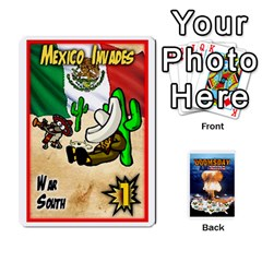 Doomsday America Ufo 1 By Geni Palladin   Playing Cards 54 Designs   Fldd7aghadha   Www Artscow Com Front - Diamond10