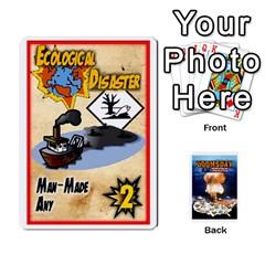 King Doomsday America Ufo 1 By Geni Palladin   Playing Cards 54 Designs   Fldd7aghadha   Www Artscow Com Front - DiamondK