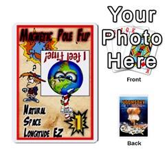 Doomsday America Ufo 2 By Geni Palladin   Playing Cards 54 Designs   Xpib3201kufk   Www Artscow Com Front - Diamond8