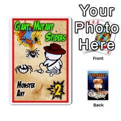 Jack Doomsday America Ufo 2 By Geni Palladin   Playing Cards 54 Designs   Xpib3201kufk   Www Artscow Com Front - DiamondJ