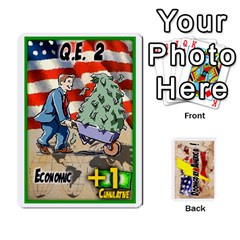 Doomsday America 2 By Geni Palladin   Playing Cards 54 Designs   Ddlfj5r4ysq3   Www Artscow Com Front - Diamond4