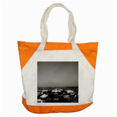 Vintage Usa Washington Capitol Overview 1970 Snap Tote Bag by Vintagephotos